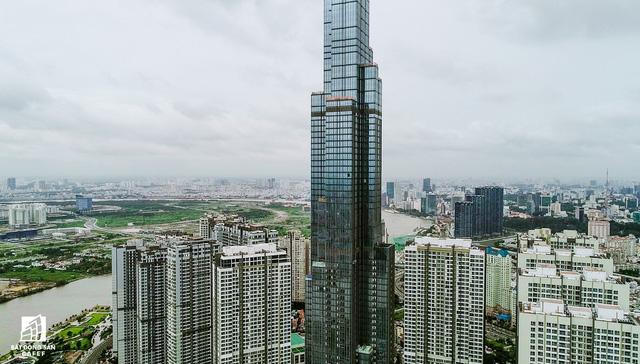 胡志明市地标塔81