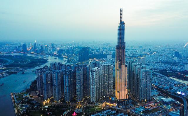 越南第一高楼