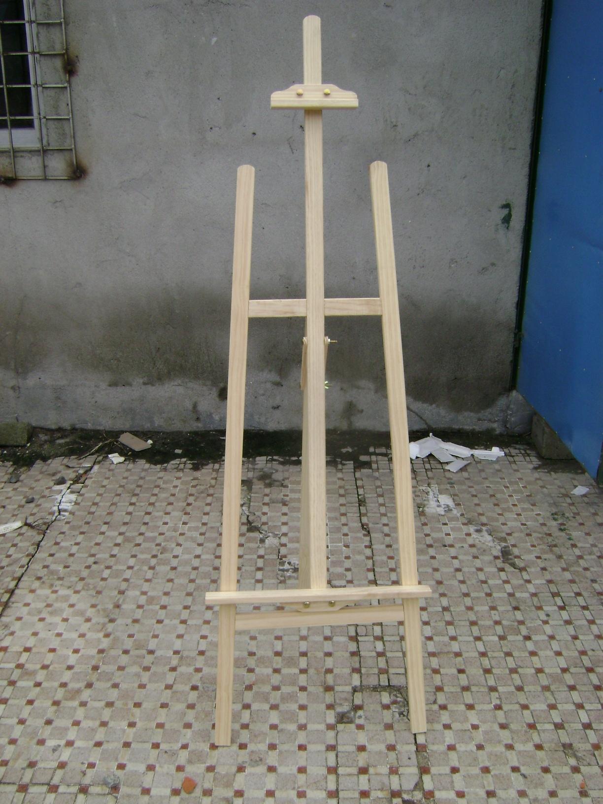 优质实木画架/木质木头素描画架/木制美术画板架