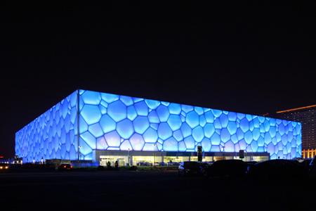 水立方体育馆