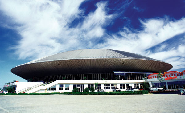 天津体育中心