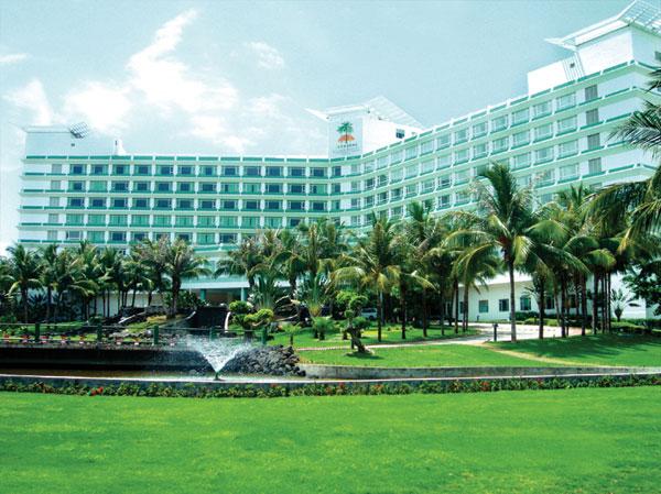 海南三亚凯莱度假酒店