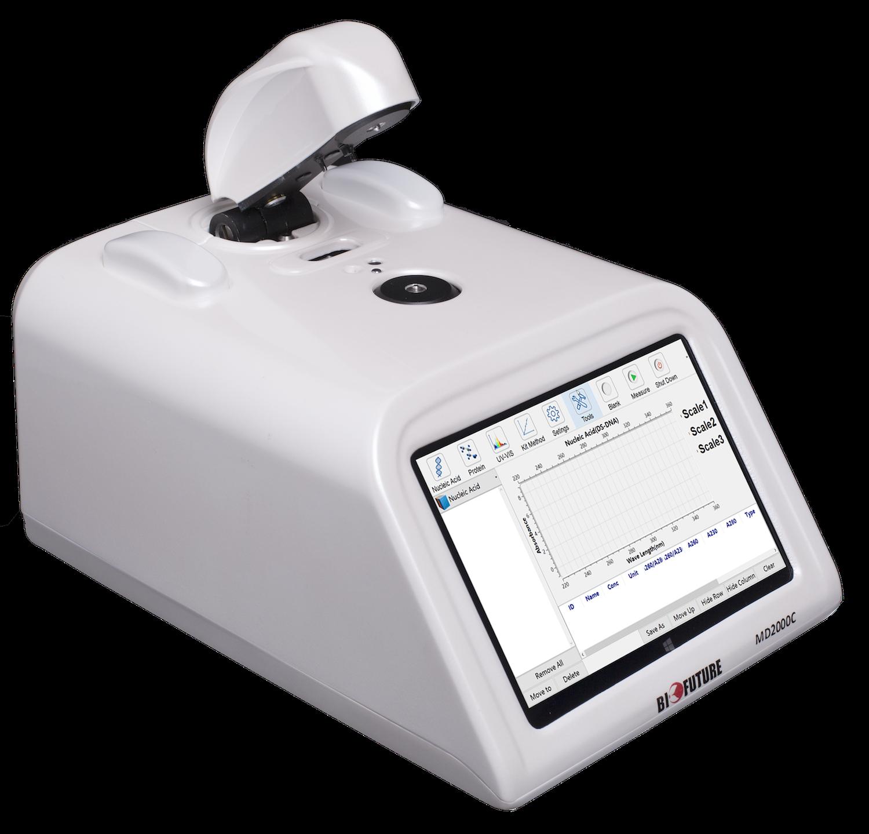 MD2000D微量分光光度計