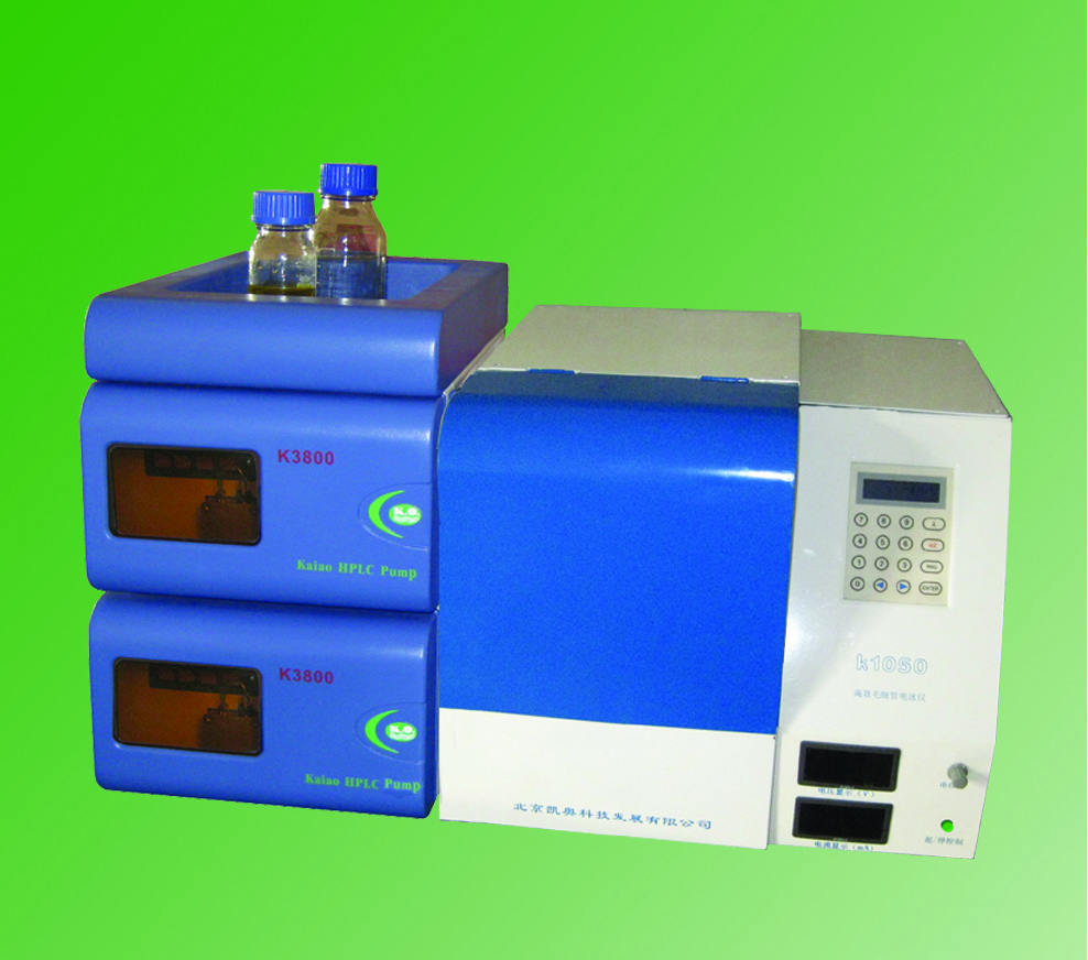 K2050毛細管電泳液相色譜一體機
