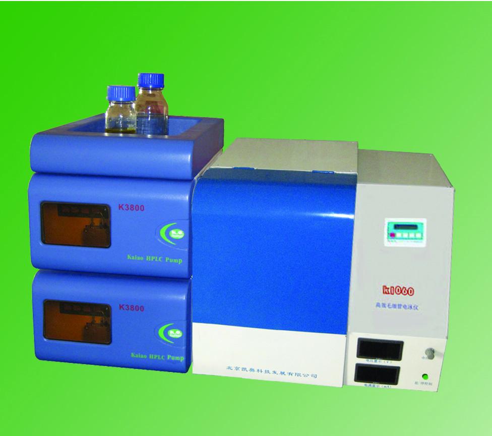 K2060毛細管電泳液相色譜一體機