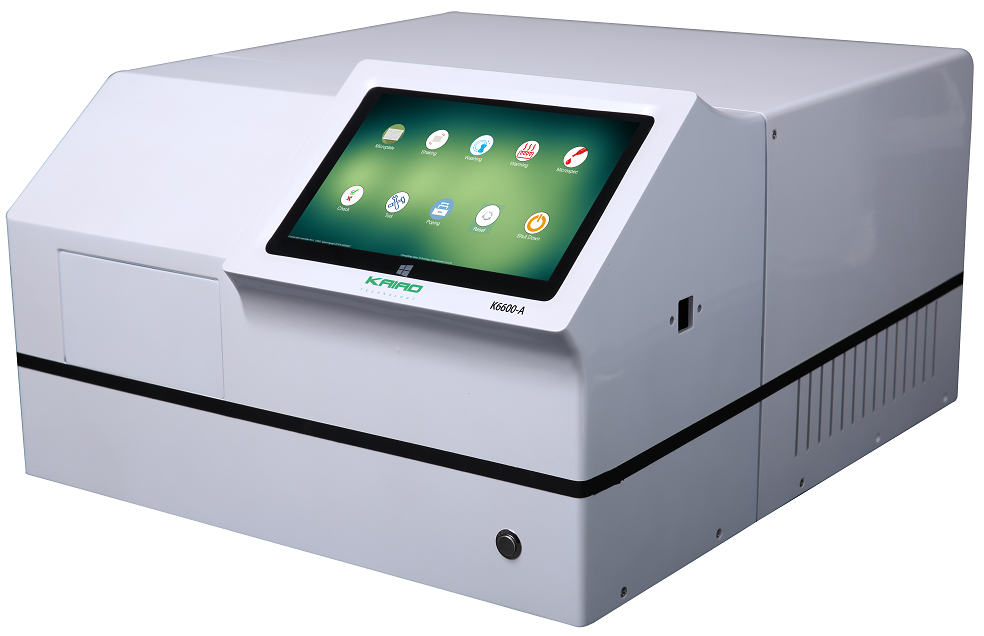 K6600-A Full-wavelength Microplate Reader