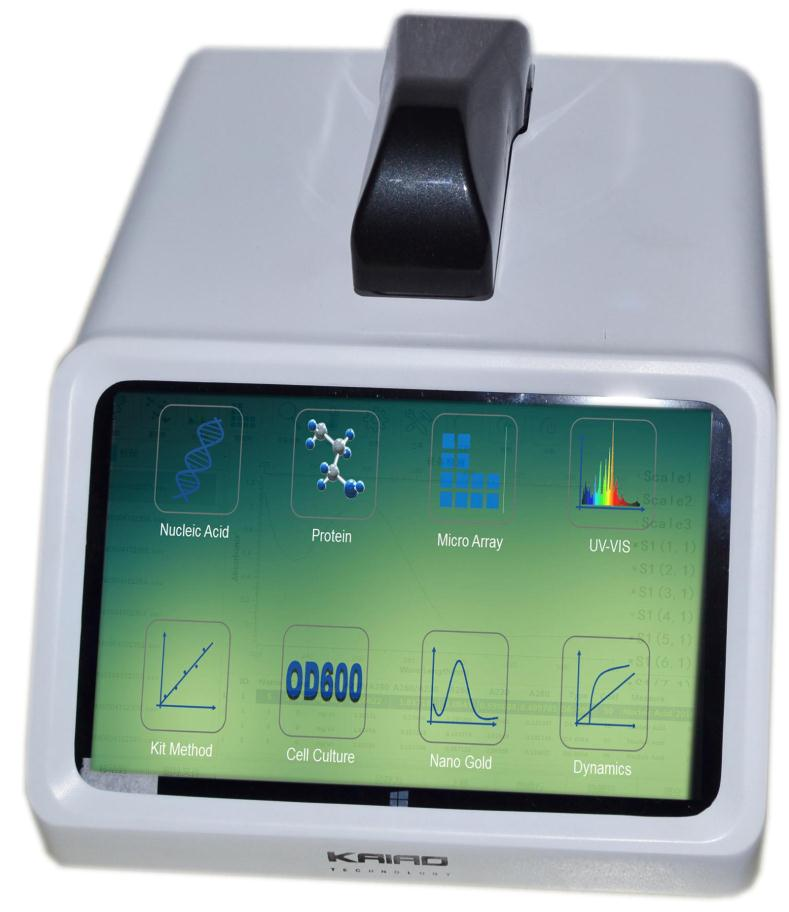 K5500Plus Micro-Spectrophotometer