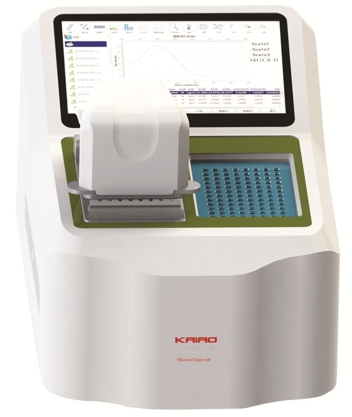 K8000 Eight-channel Micro-spectrophotometer