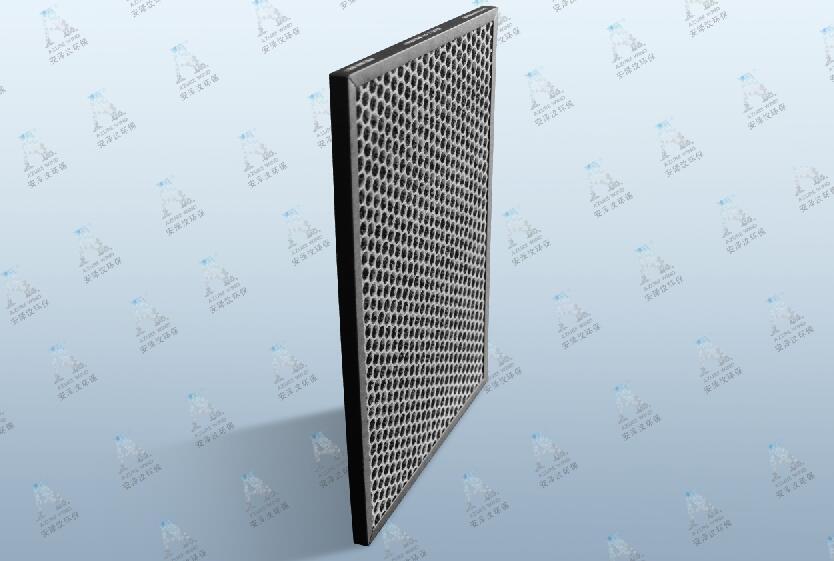 平板式蜂窝滤网