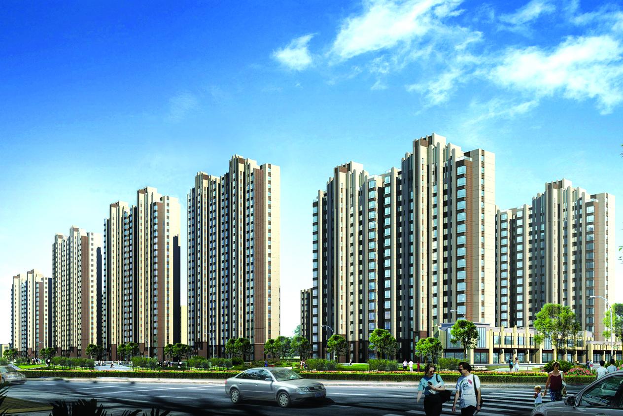 上海金山御景龙庭住宅小区