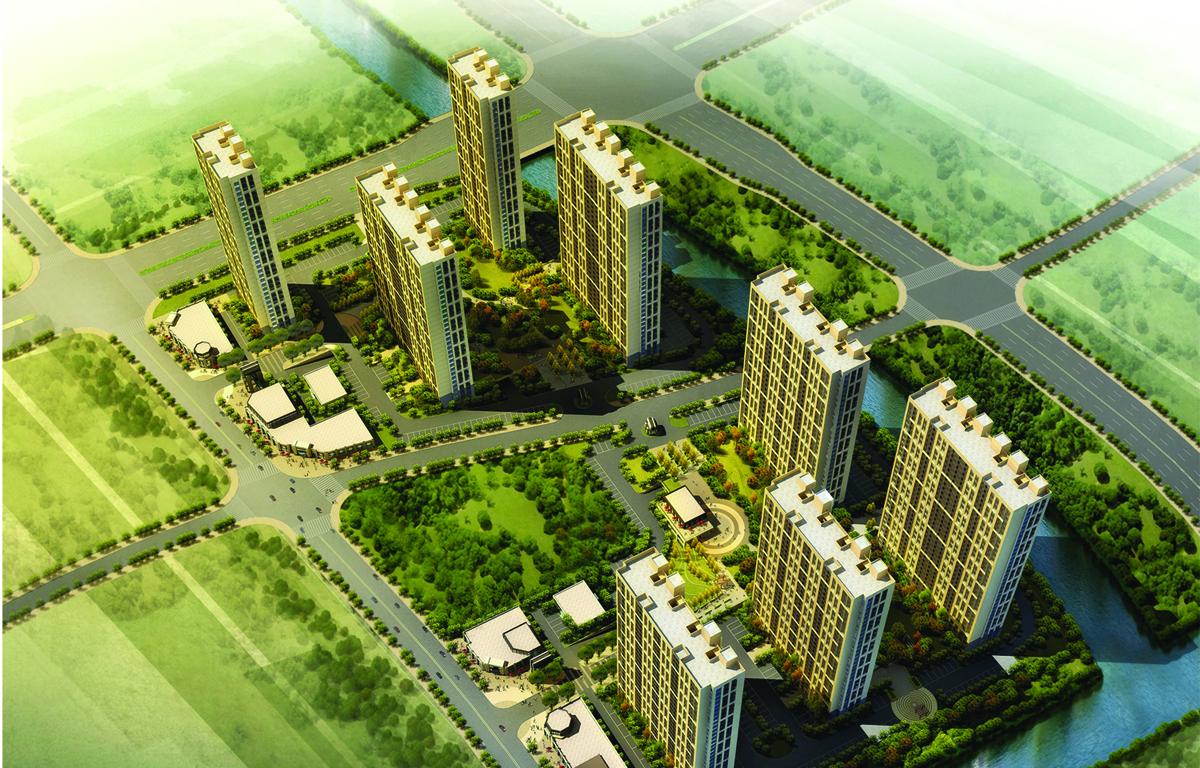 上海市三林D1-4、D2-4保障房