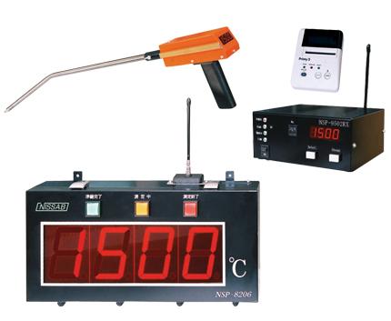 NSP-1210无线式温度测量系统