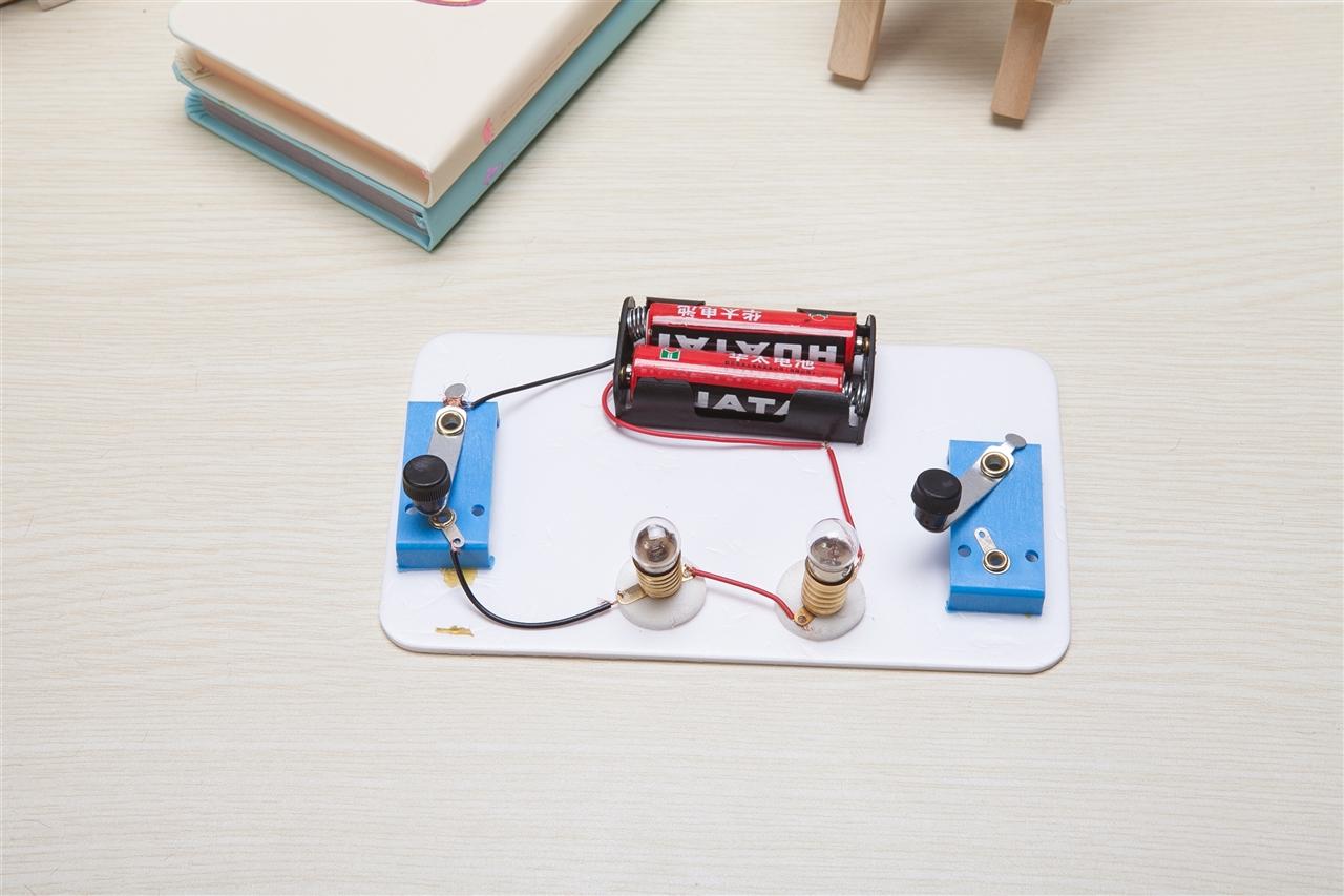 科技小制作-电路串并联