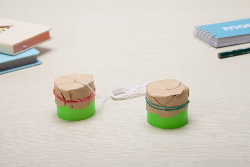 益智玩具-土电话