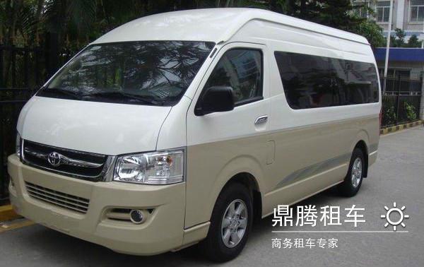 丰田海狮(小客车)18座