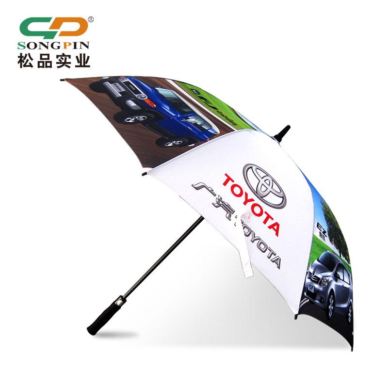 定制爆款创意商务遮阳伞礼品广告伞雨伞定做广告伞热印刷