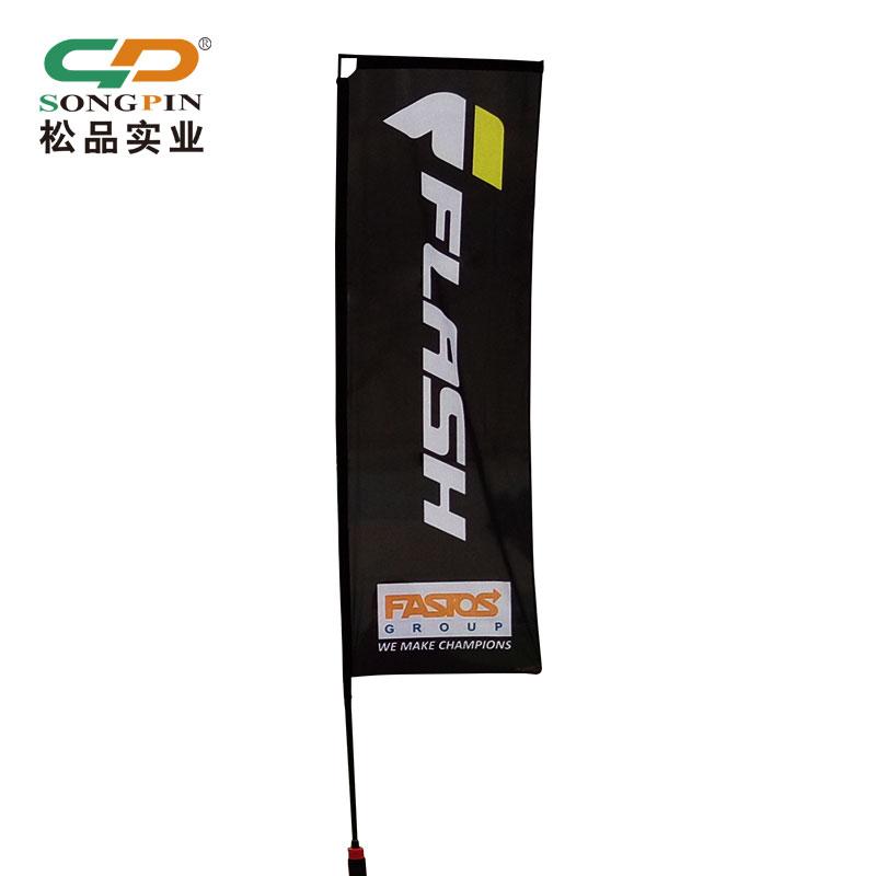 广州喷绘注水底座广告旗帜各式广告庆典旗帜 节日国旗写真喷绘