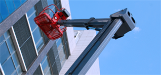 直曲臂式高空作业平台