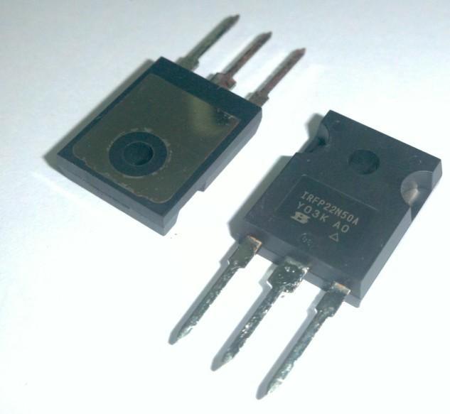 IRFP22N50A