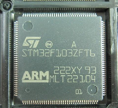 STM32F103ZFT6
