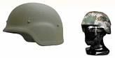 03式步兵凯夫拉防弹头盔
