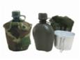 17不锈钢军用保温水壶