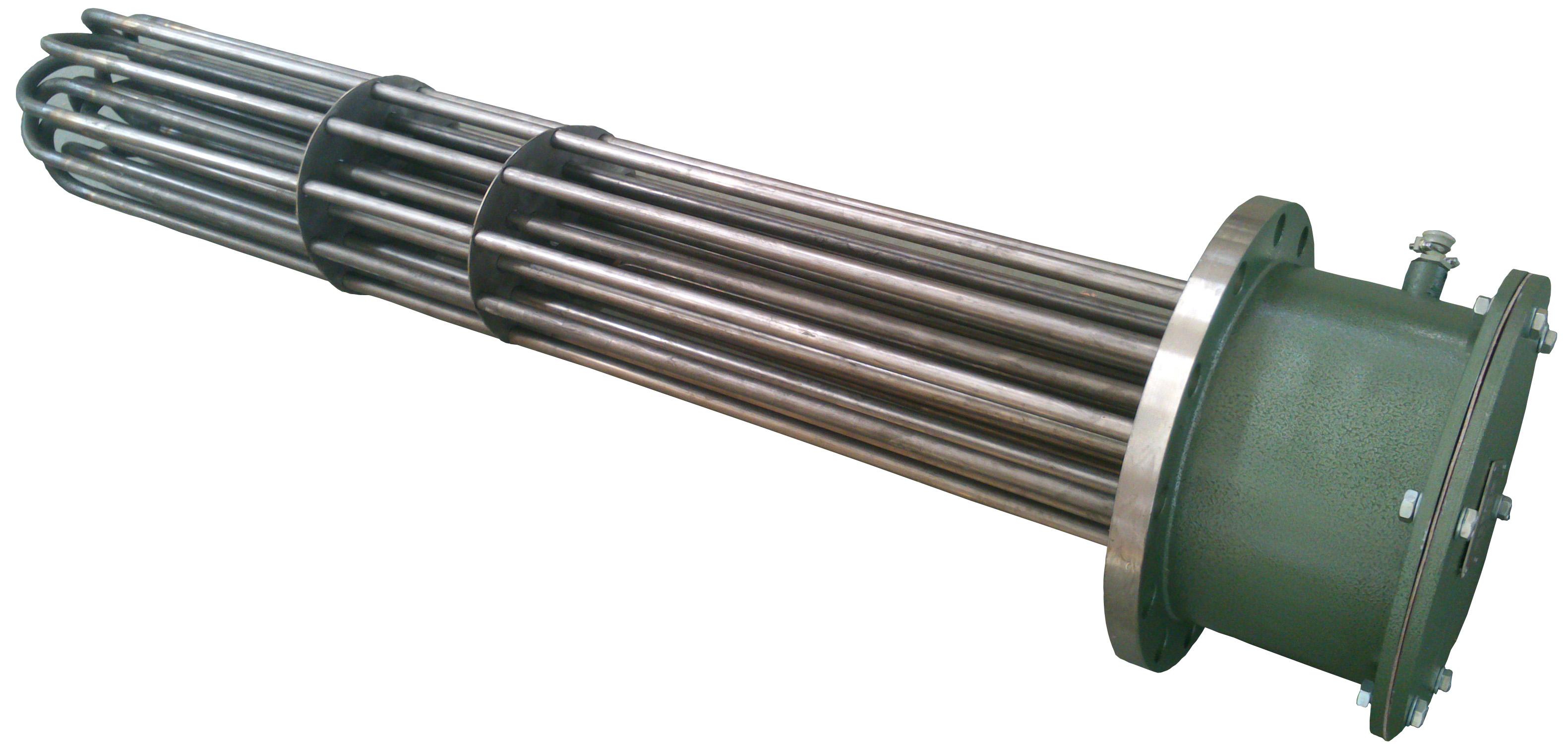 浸入式電加熱器