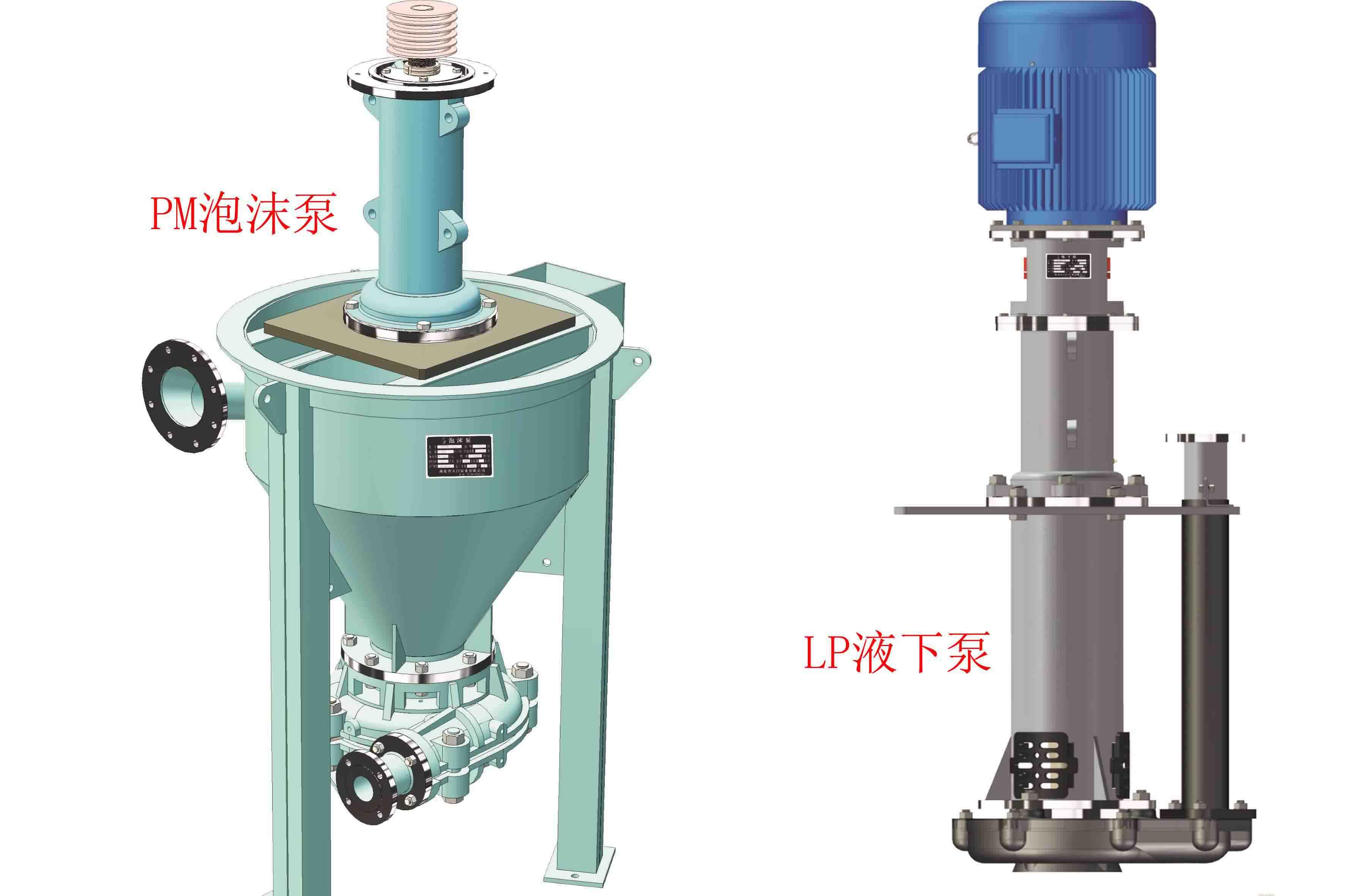 PM系列泡沫泵