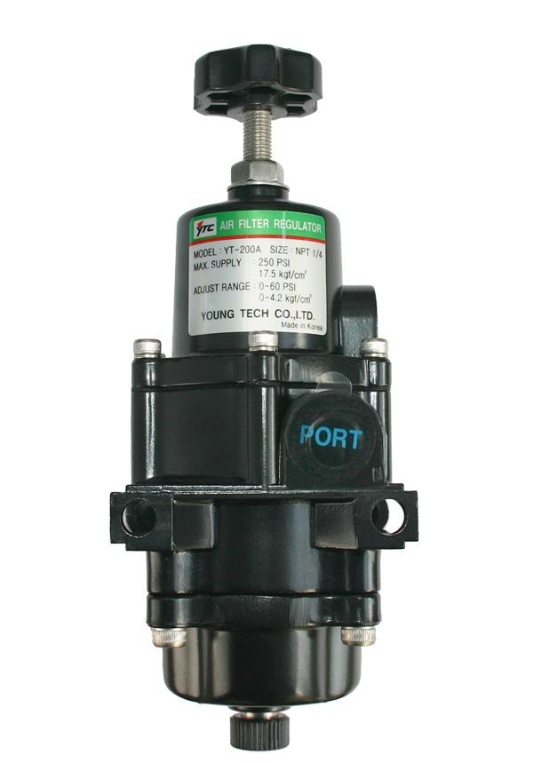 空气过滤减压阀YT-200