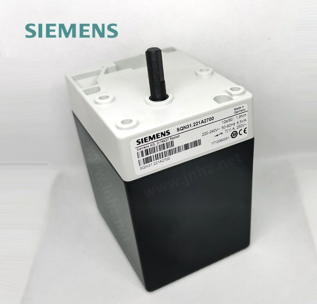 SQN31.221A2700 西门子伺服马达