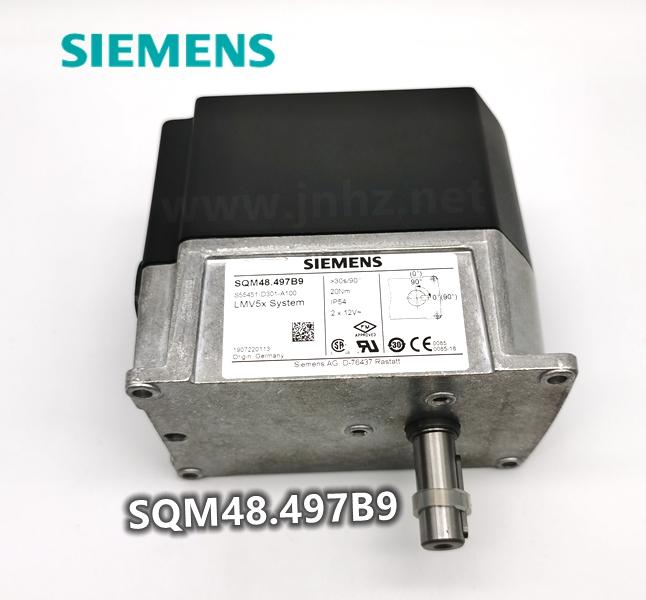 SQM48.497B9 |SIEMENS西门子伺服马达