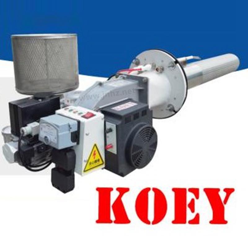 KOEY低氮燃烧器 最新表面燃烧技术