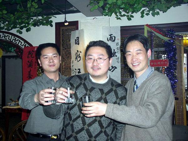 乙酉人日杭州雅集