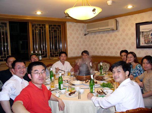 2005年五一沪杭雅集