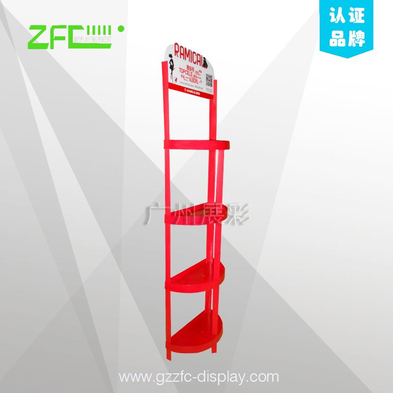 塑料展示架 - ZFC-HZ11
