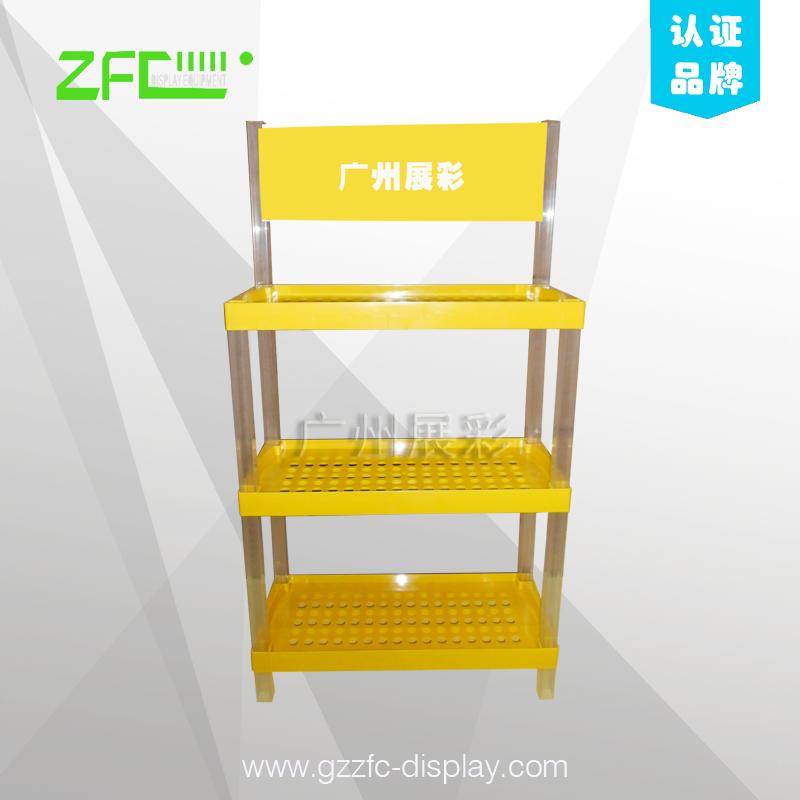 塑料展示架 - ZFC-HZ08