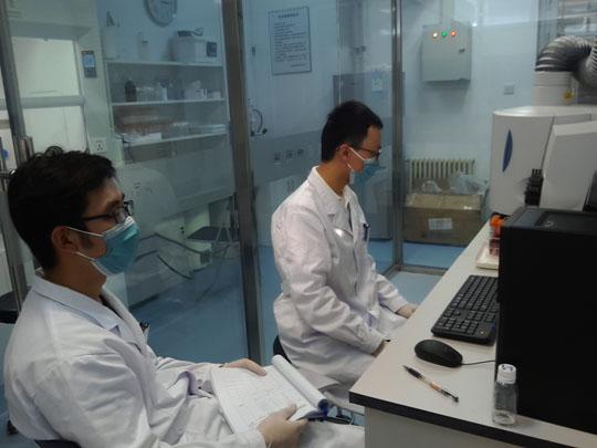用ICP-AES方法测量患者样本硼浓度