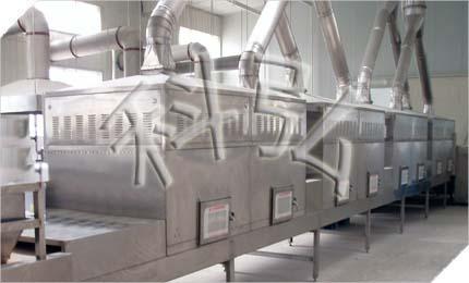 KH-100HPTN12大枣微波烘干杀菌设备