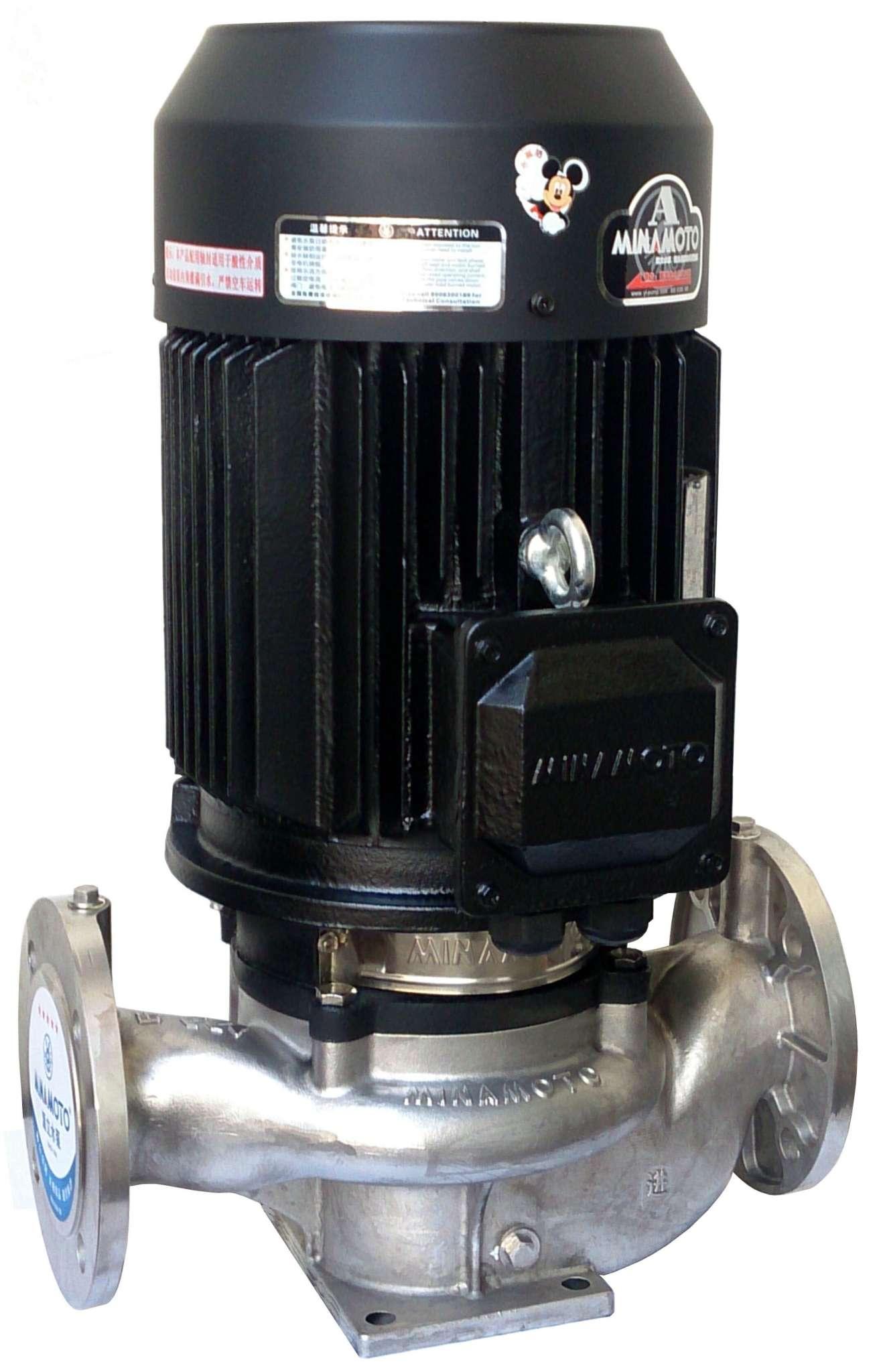 GDF 系列立式不锈钢泵