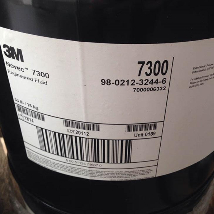 3M HFE7300电子氟化液最新万博客户端下载 热传导溶剂