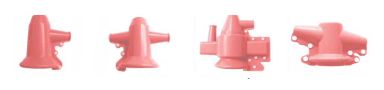 硅橡膠電氣接點防護盒系列