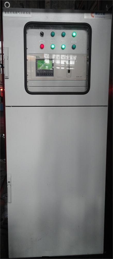 CL-1080智能在线烟气分析系统