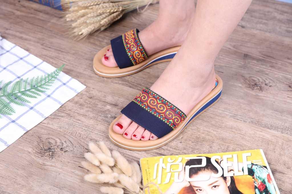 特色越南平仙套脚拖鞋