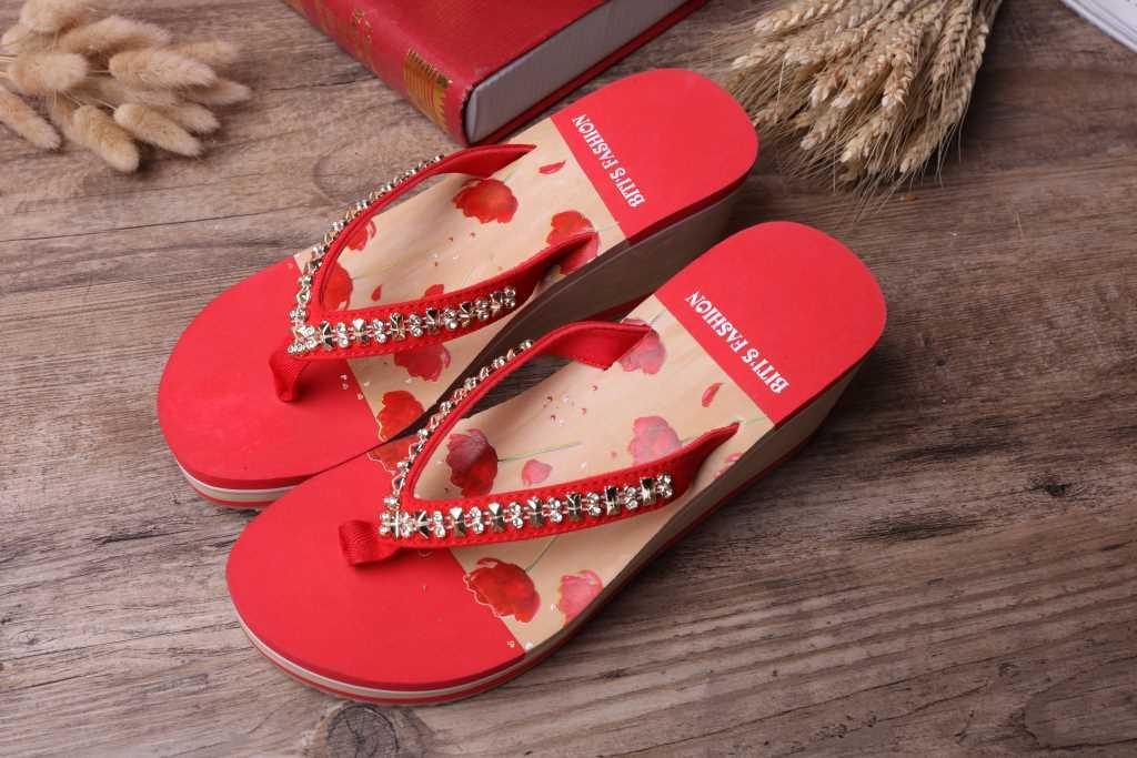 新款越南平仙拖鞋
