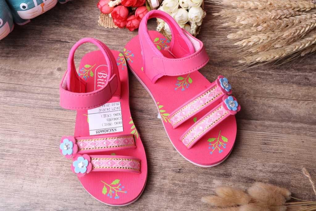 越南平仙时尚童凉鞋