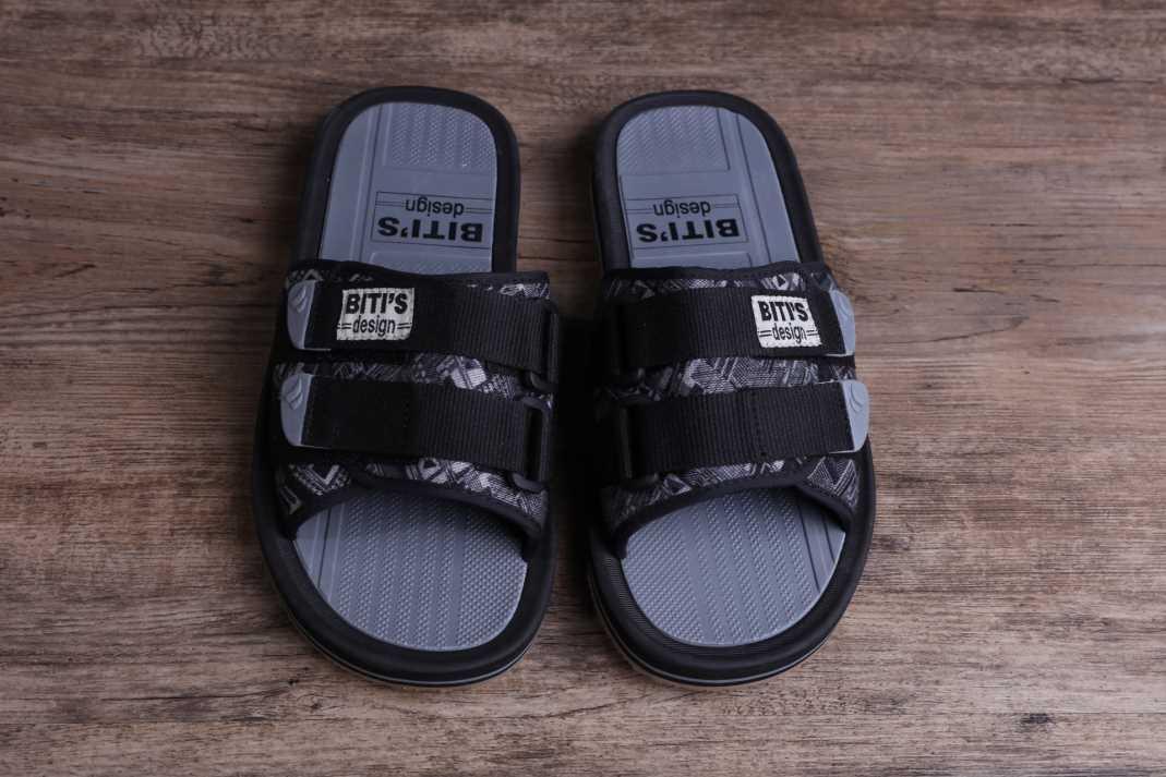 越南平仙新款男拖鞋