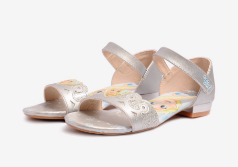 bitis越南平仙迪士尼授权系列冰雪奇缘女童鞋女童凉鞋公主鞋