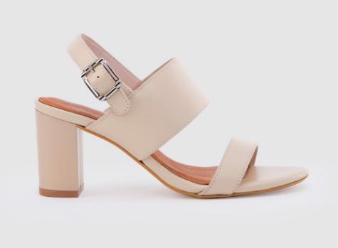 越南平仙GOSTO真皮系列时尚女皮凉鞋全手工制作