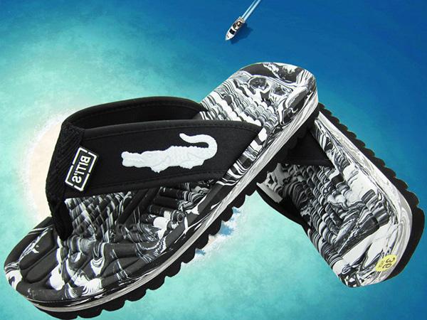 平仙时尚男鞋 X09402