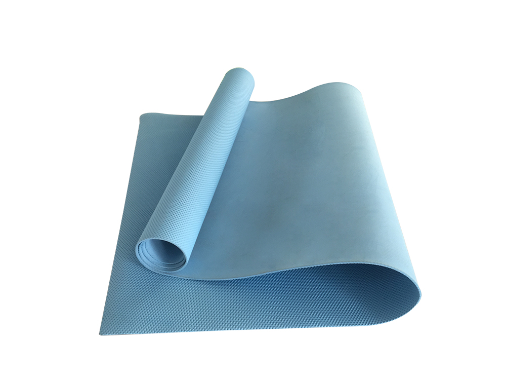 单色EVA瑜伽垫